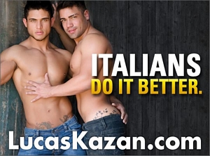 Check Out Lucas Kazan