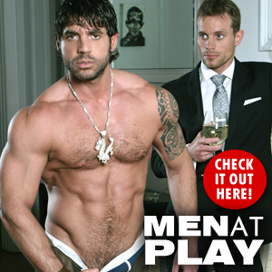 Check Out Men At Play
