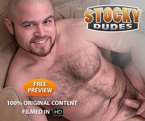 Check Out Stocky Dudes