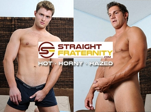 Check Out Straight Fraternity
